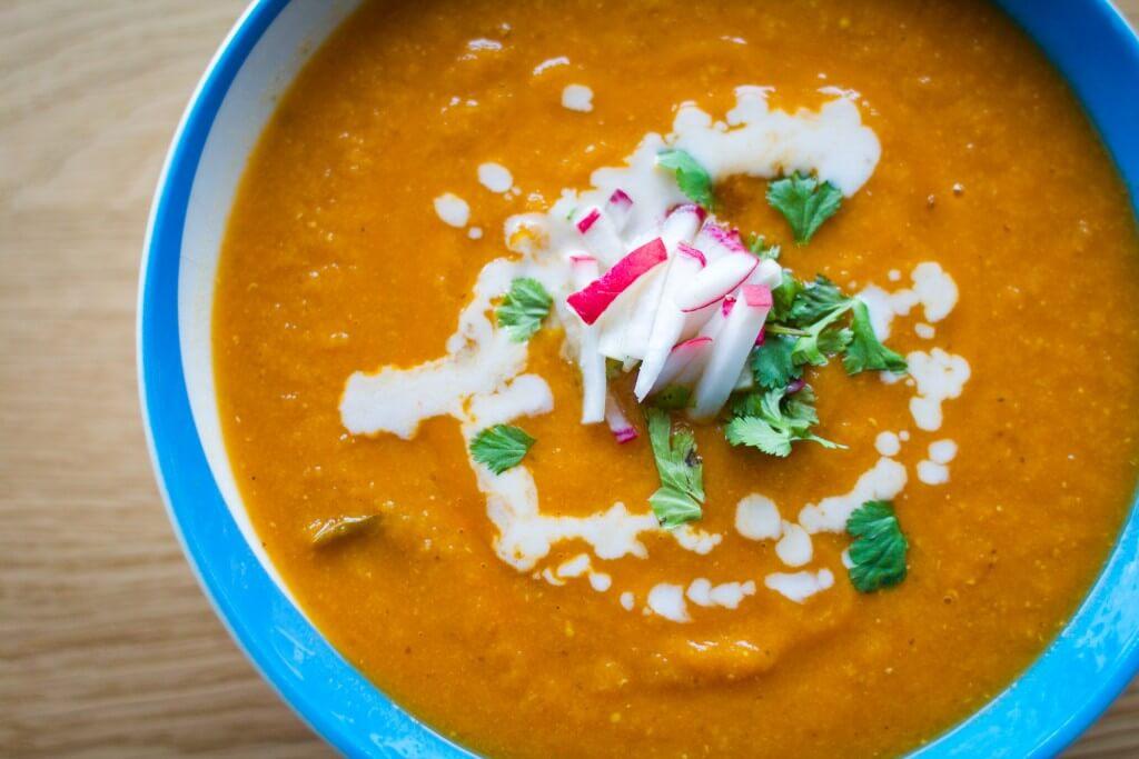 lentil soep