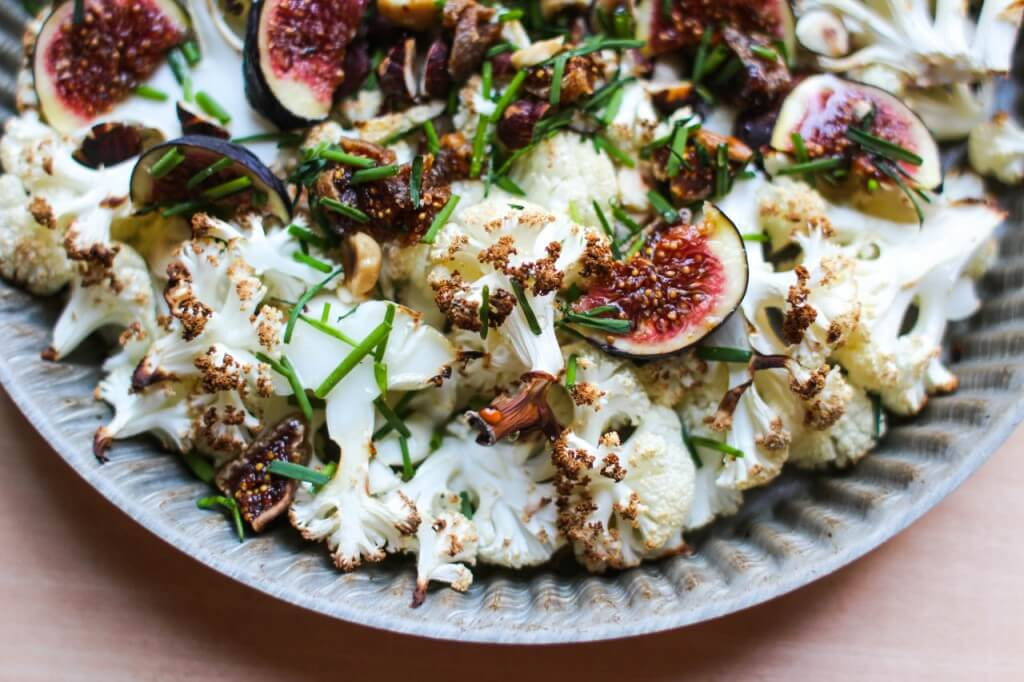 cauliflower figs