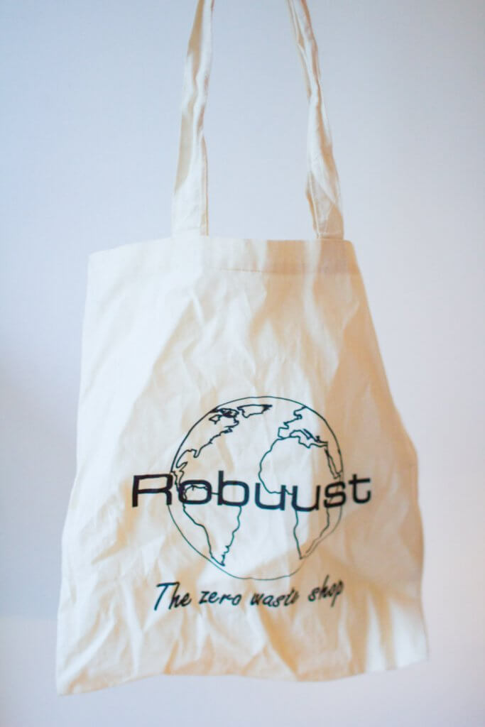robuust zero waste shop
